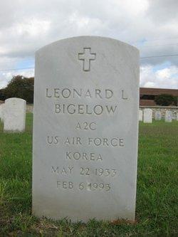 Leonard L Bigelow