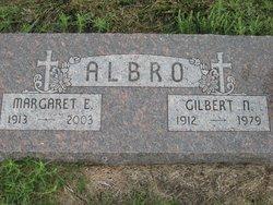 Margaret E. <I>Wendell</I> Albro