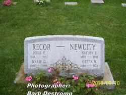 Mabel Glena <I>Newcity</I> Recor