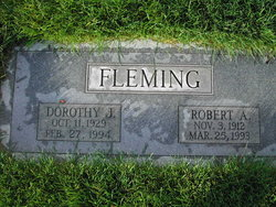 Dorothy J. Fleming