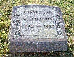 Harvey J Williamson