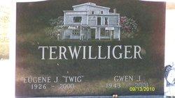 """Eugene J """"Twig"""" Terwilliger"""