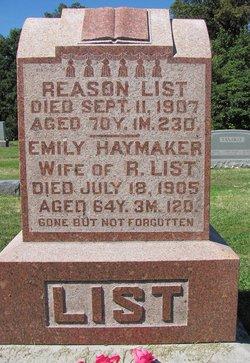 James Reason List