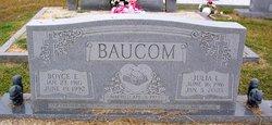 Julia <I>Little</I> Baucom