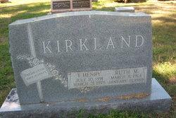 Ruth M. Kirkland