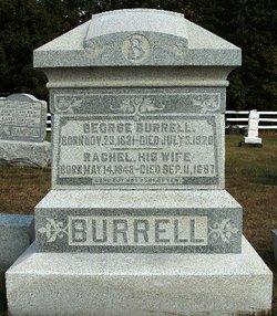Rachel <I>Forster</I> Burrell