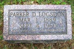 "Parker D ""Bab"" Logsdon"
