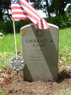 Charles A. Kemp