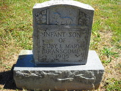 Infant Branscome