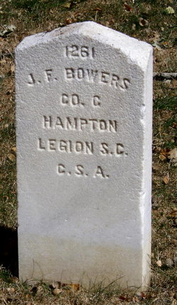 Pvt James F. Bowers