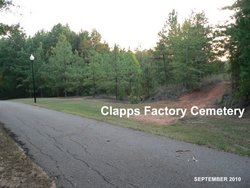 Clapps Factory Cemetery
