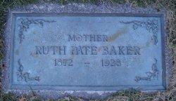 Ruth <I>Pate</I> Baker