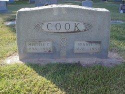 Bennie M Cook