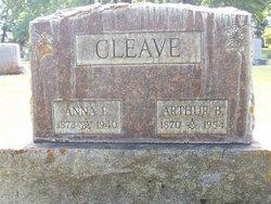 Anna Elizabeth <I>Overtoom</I> Cleave