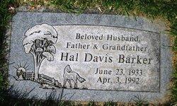 Hal Davis Barker
