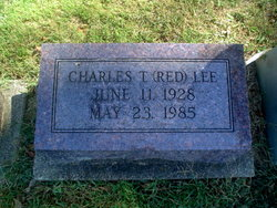 "Charles Thomas ""Red"" Lee"