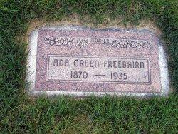 Ada <I>Green</I> Freebairn