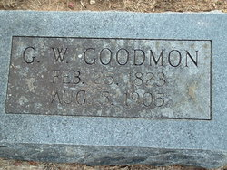 George Washington Goodmon