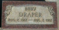 BABY TWIN DRAPER