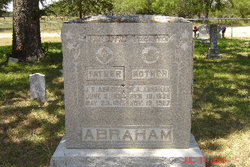 Rebecca A. <I>Allison</I> Abraham