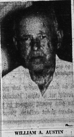 William Anderson Austin, Sr