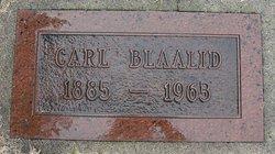 Carl Blaalid