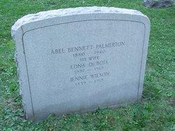 Jennie <I>Wilson</I> Palmerton