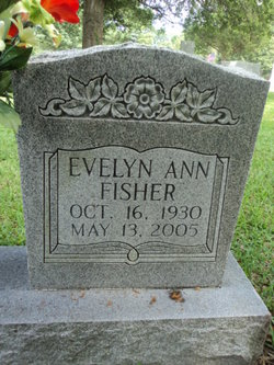 Evelyn Ann Fisher