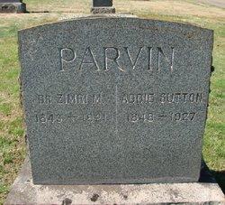 """Adelaide """"Addie"""" <I>Sutton</I> Parvin"""