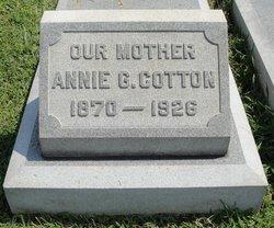Annie Grant <I>Staples</I> Cotton