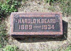 Harold H Beard