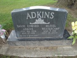 David Edward Adkins