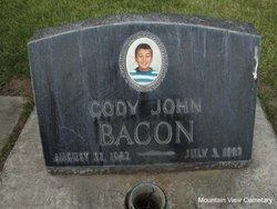 Cody John Bacon