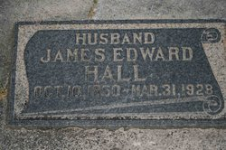 James Edward Hall