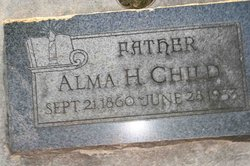 Alma Henry Child