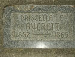 Priscilla Eliza Averett
