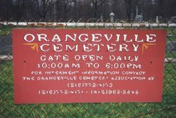 Orangeville Cemetery