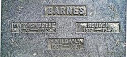 Mary Isabelle <I>Layton</I> Barnes