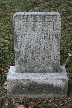 Nancy <I>Thomas</I> Smith
