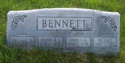 Wesley Bennett