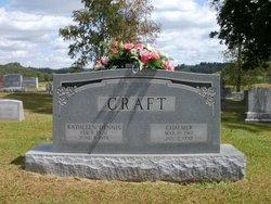 Kathleen <I>Dennis</I> Craft