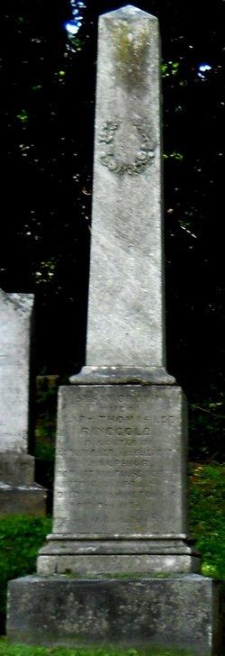 Capt Thomas Lee Ringgold