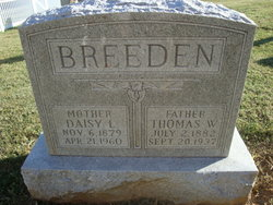 Thomas William Breeden