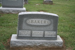Jacob H Baker