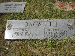 Clinton Faulk Bagwell Sr.