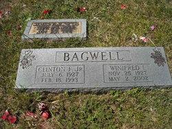 Winifred Imagene <I>Burgess</I> Bagwell