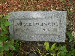 Laura <I>Barnum</I> Boltwood