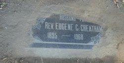 Rev Eugene Calvin Cheatham Sr.