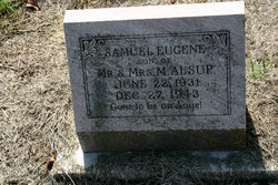 Samuel Eugene Alsup