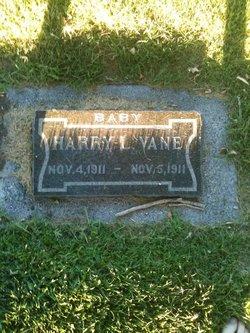 Harry L Vane